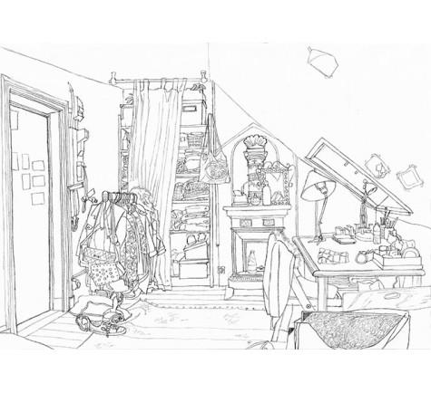 La chambre d'Agnès